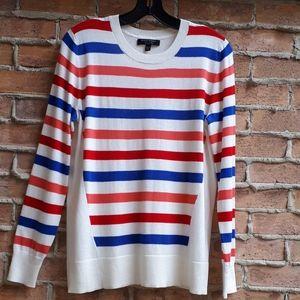 NWOT BR Silk/Cotton Sweater